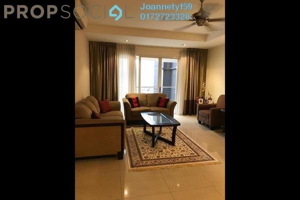 For Sale Condominium at Kiaramas Cendana, Mont Kiara Freehold Fully Furnished 4R/4B 1.55m