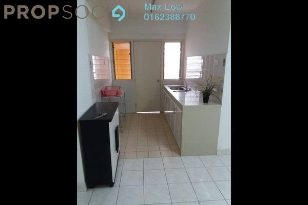 Apartment For Sale in Pelangi Apartment, Mutiara Damansara Freehold Semi Furnished 3R/2B 360k