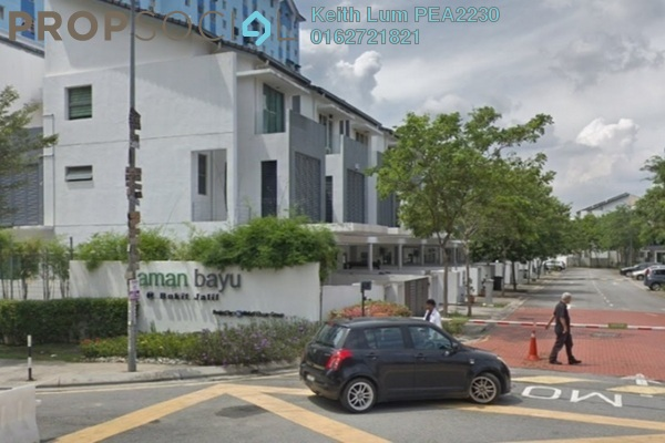 Terrace For Sale in Laman Bayu, Bukit Jalil Freehold Semi Furnished 5R/5B 1.59m