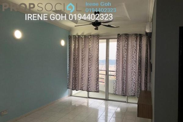 Condominium For Sale in N-Park, Batu Uban Freehold Unfurnished 3R/2B 330k