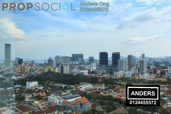 Condominium For Rent in Mansion One, Georgetown Freehold Fully Furnished 1R/1B 2.7k