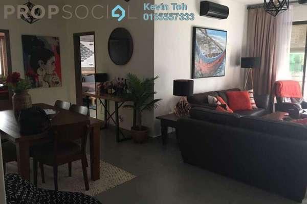 Condominium For Sale in Casa Kiara I, Mont Kiara Freehold Semi Furnished 3R/2B 790k