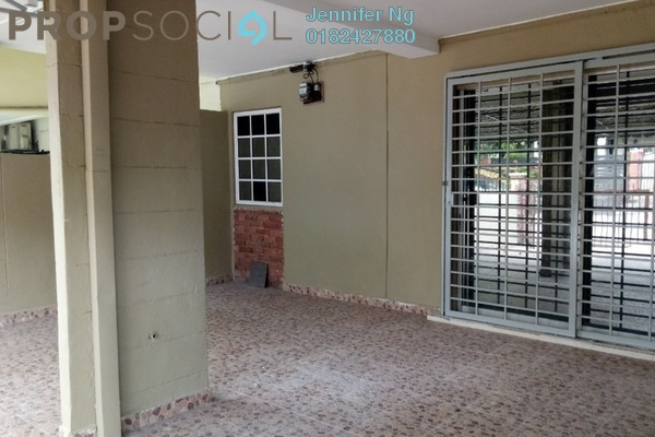 For Rent Terrace at SS18, Subang Jaya Freehold Semi Furnished 4R/3B 1.85k