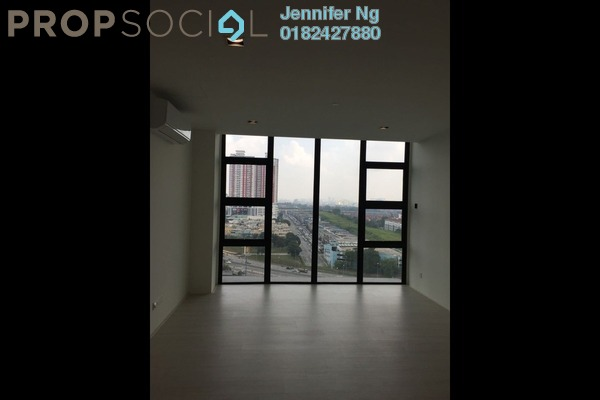 Serviced Residence For Sale in The Square @ One City, Subang Jaya Freehold Semi Furnished 1R/1B 360k