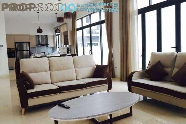 For Rent Bungalow at ForestHill Damansara, Bandar Sri Damansara Freehold Fully Furnished 5R/6B 11.5k