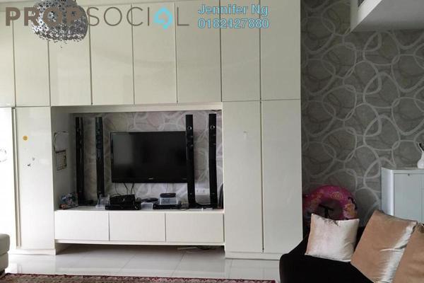 For Rent Condominium at Sinaran TTDI, TTDI Freehold Fully Furnished 2R/3B 3.9k