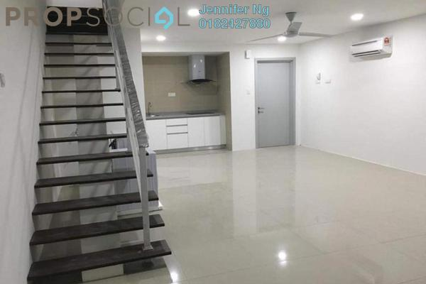 Serviced Residence For Sale in Arte SW, Shah Alam Freehold Semi Furnished 2R/2B 620k