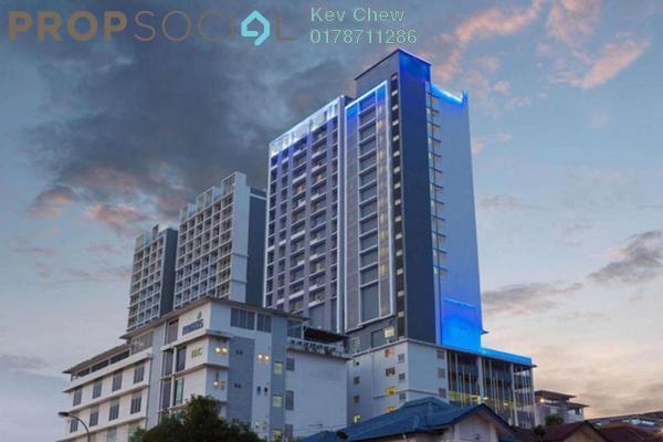 Condominium For Sale in Sri Acappella, Shah Alam Freehold Semi Furnished 3R/2B 370k