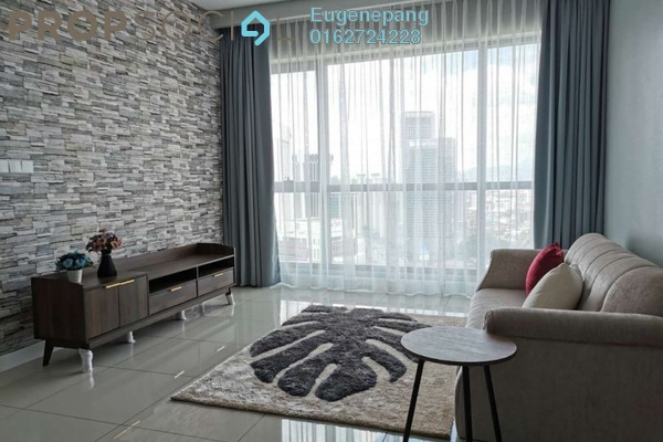 Condominium For Rent in Aria, KLCC Freehold Fully Furnished 2R/1B 5k