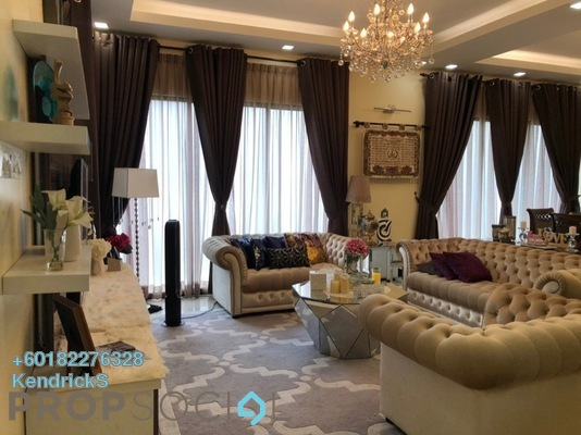 Semi-Detached For Sale in Alam Sutera, Bukit Jalil Freehold Fully Furnished 4R/5B 1.8m