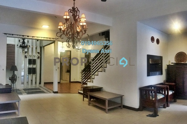 For Sale Superlink at Lagenda 1, Bukit Jelutong Freehold Semi Furnished 5R/6B 1.2m