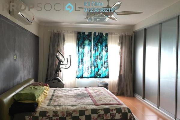 Condominium For Sale in Lojing Heights 1, Wangsa Maju Leasehold Semi Furnished 3R/2B 650k