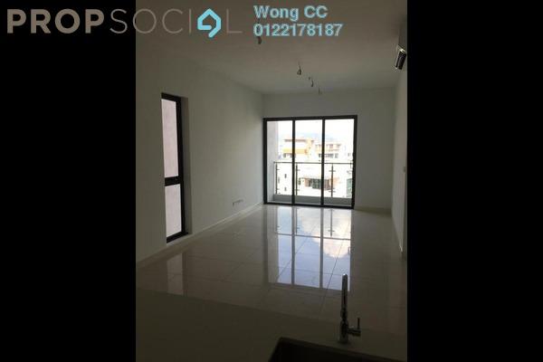 Condominium For Rent in Section 1, Bandar Mahkota Cheras Freehold Semi Furnished 2R/2B 3.2k