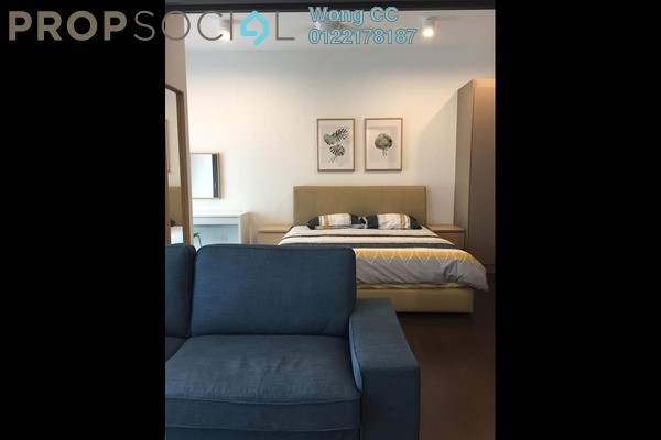 For Rent Condominium at V Residence Suites @ Sunway Velocity, Cheras Freehold Fully Furnished 1R/1B 3k