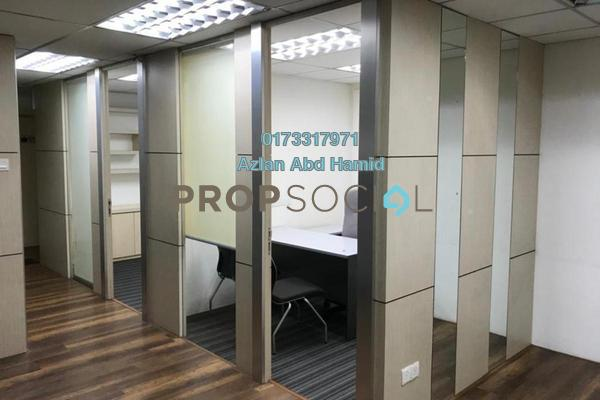 Office For Rent in 8 Avenue, Petaling Jaya Freehold Semi Furnished 0R/2B 3k