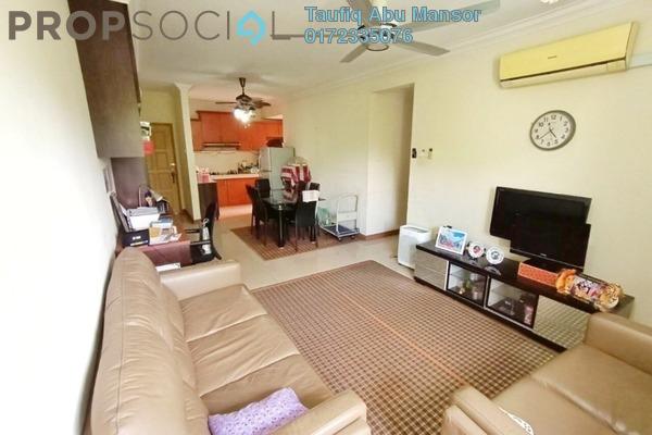 Condominium For Sale in Bayu Tasik 2, Bandar Sri Permaisuri Freehold Semi Furnished 3R/2B 395k