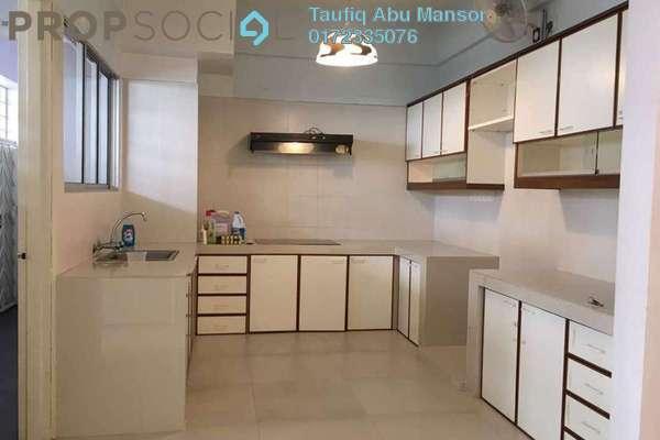 Condominium For Sale in Menara Impian, Ampang Freehold Semi Furnished 2R/2B 387k