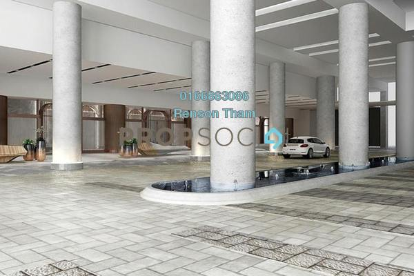 For Sale Condominium at M Oscar, Sri Petaling Freehold Unfurnished 2R/2B 450k