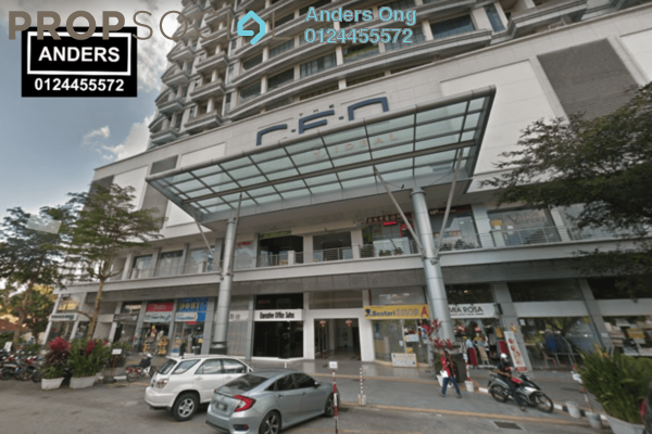 Office For Sale in The CEO, Bukit Jambul Leasehold Fully Furnished 0R/0B 380k