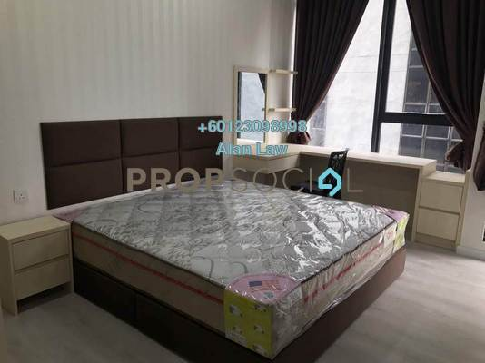 Serviced Residence For Sale in Expressionz Professional Suites, Titiwangsa Freehold Fully Furnished 2R/2B 790k
