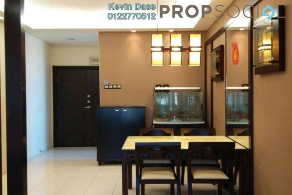 Condominium For Rent in Suria Damansara, Kelana Jaya Freehold Fully Furnished 3R/2B 2k