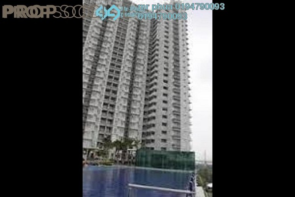 Apartment For Rent in Ocean View Residences, Butterworth Freehold Semi Furnished 3R/2B 1.6k