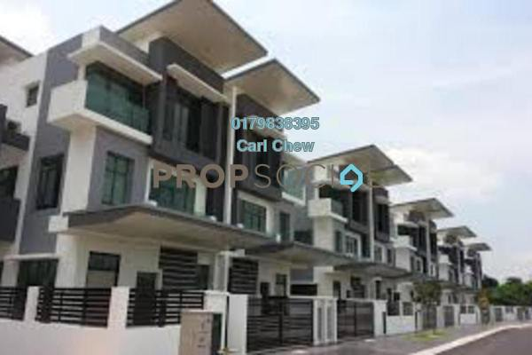 Semi-Detached For Rent in USJ One Park, UEP Subang Jaya Freehold Fully Furnished 5R/5B 6k
