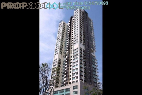 Condominium For Rent in Reflections, Sungai Ara Freehold Semi Furnished 3R/2B 1.5k