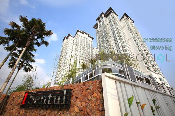 Condominium For Rent in 1Sentul, Sentul Freehold Fully Furnished 3R/2B 1.7k