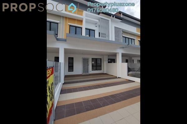 Terrace For Rent in Alam Nusantara, Setia Alam Freehold Semi Furnished 3R/3B 1.4k