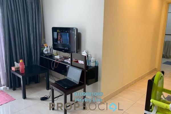 For Sale Condominium at Anggun Puri, Dutamas Freehold Semi Furnished 2R/2B 460k