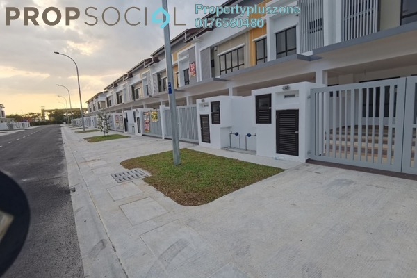 For Rent Terrace at Setia Indah, Setia Alam Freehold Unfurnished 3R/3B 1.4k