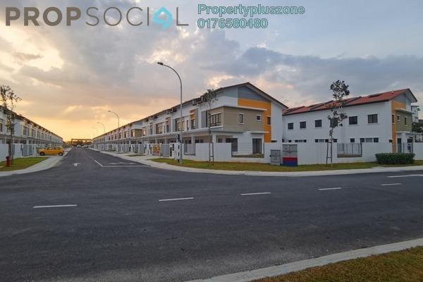 For Rent Terrace at Setia Damai, Setia Alam Freehold Unfurnished 3R/3B 1.4k