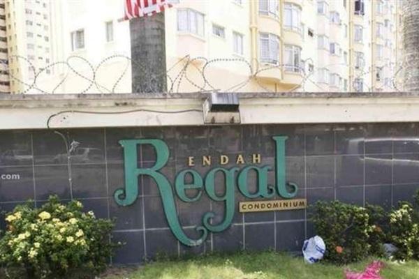 Condominium For Rent in Endah Regal, Sri Petaling Freehold Semi Furnished 3R/2B 1.2k