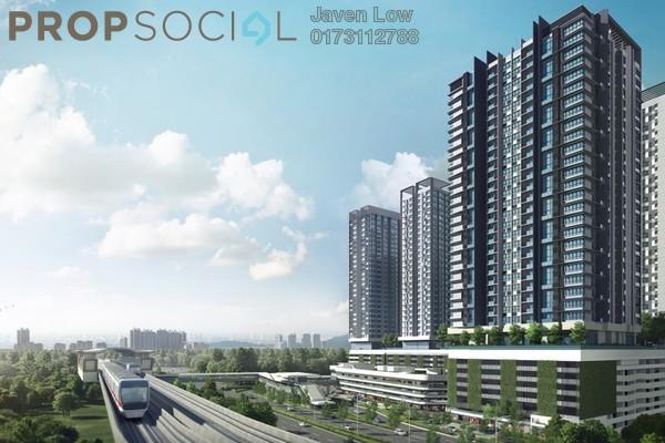 Condominium For Rent in D'Sara Sentral, Sungai Buloh Freehold Semi Furnished 2R/1B 1.5k