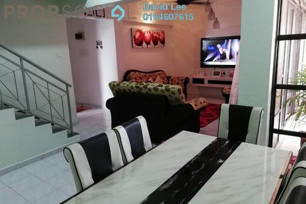 Duplex For Sale in Halaman Areka, Sungai Nibong Freehold Semi Furnished 3R/2B 430k