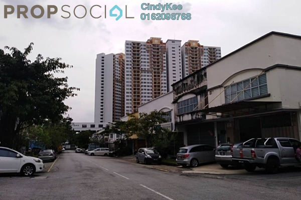 Shop For Rent in Taman Perindustrian OUG, Old Klang Road Freehold Unfurnished 0R/0B 3.2k