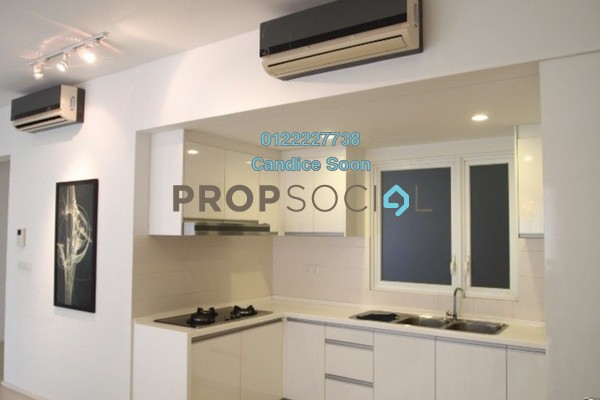 For Rent Condominium at One Jelatek, Setiawangsa Freehold Fully Furnished 2R/2B 2.6k