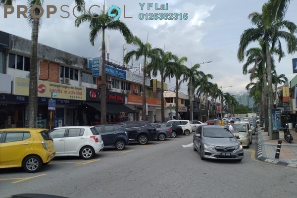 Shop For Sale in Bangsar Baru, Bangsar Freehold Unfurnished 1R/1B 6.55m