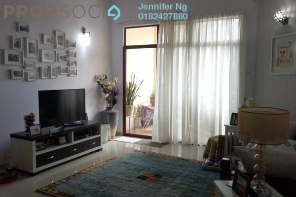 For Rent Condominium at Indah Villa, Bandar Sunway Freehold Fully Furnished 2R/2B 2.4k
