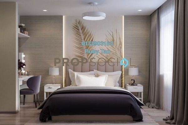 Serviced Residence For Sale in The Rosewoodz Residences, Bukit Jalil Freehold Semi Furnished 3R/2B 720k