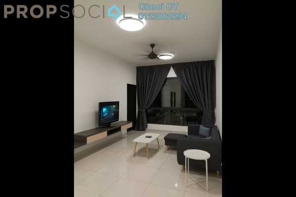 Condominium For Rent in The Havre, Bukit Jalil Freehold Fully Furnished 3R/3B 2k