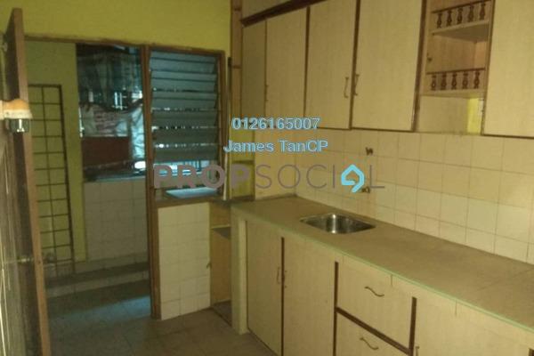 Apartment For Sale in Taman Sri Kuching, Jalan Ipoh Freehold Semi Furnished 3R/2B 230k