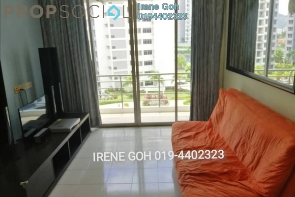 For Rent Condominium at Putra Place, Bayan Indah Freehold Fully Furnished 3R/2B 1.6k