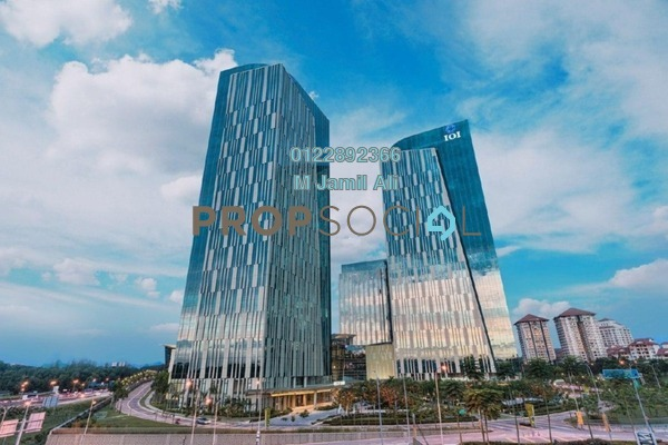For Rent Shop at IOI City Tower, IOI Resort City Freehold Unfurnished 0R/0B 736k