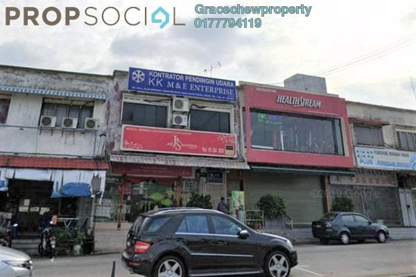Shop For Rent in Taman Melodies, Johor Bahru Freehold Semi Furnished 0R/0B 4.2k