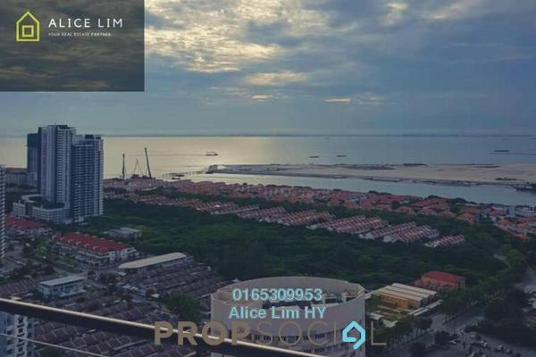 For Sale Condominium at City Residence, Tanjung Tokong Freehold Unfurnished 3R/3B 1.25m