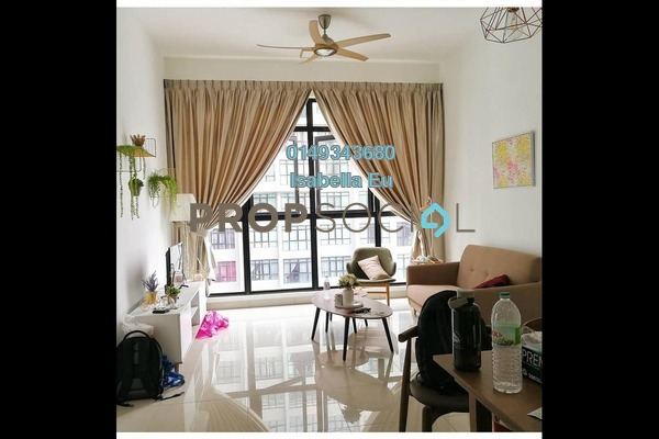 Serviced Residence For Rent in Conezión, IOI Resort City Freehold Fully Furnished 2R/2B 2k