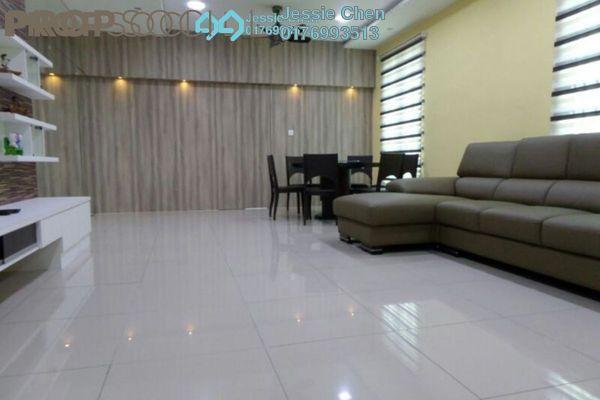Terrace For Rent in Taman Nusari Aman, Bandar Sri Sendayan Freehold Fully Furnished 4R/3B 2.2k