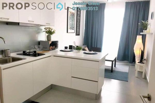 Serviced Residence For Rent in Kanvas, Cyberjaya Freehold Fully Furnished 1R/1B 1.5k